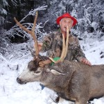 Don Dinning Mule deer 001